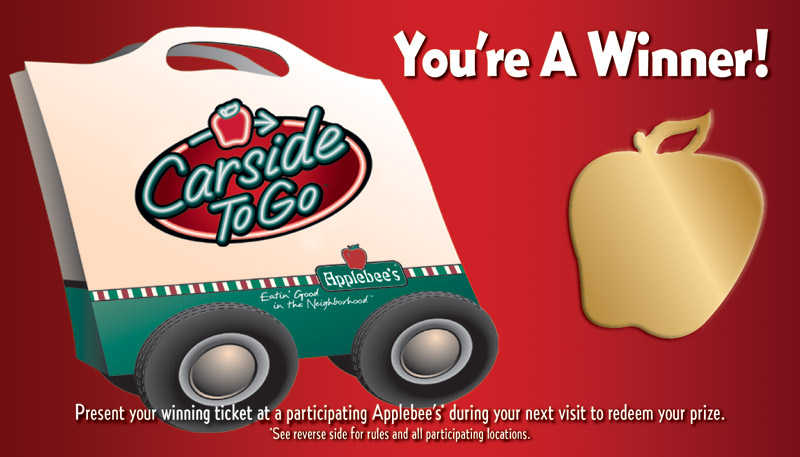 Applebees-card