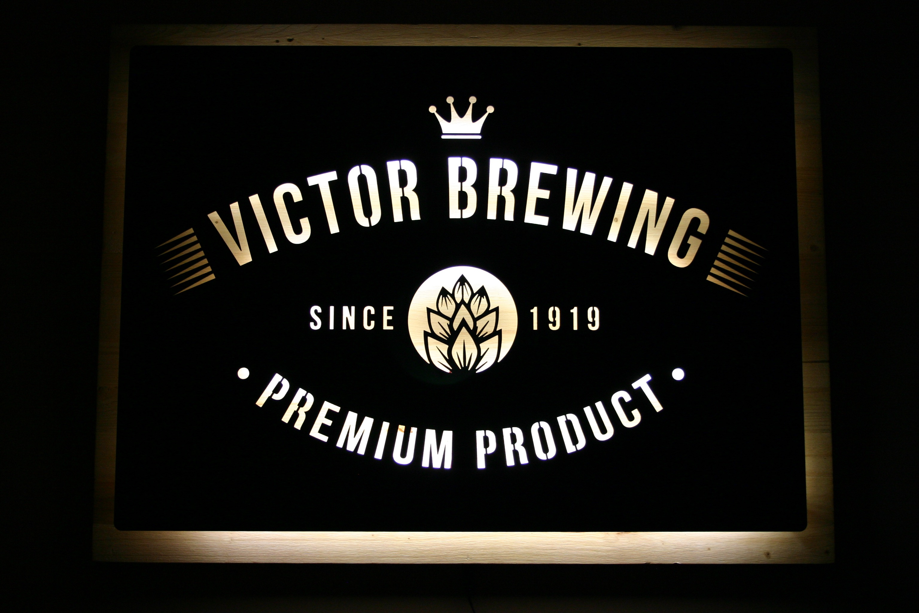 Signage - LED Lighted | Victor Printing
